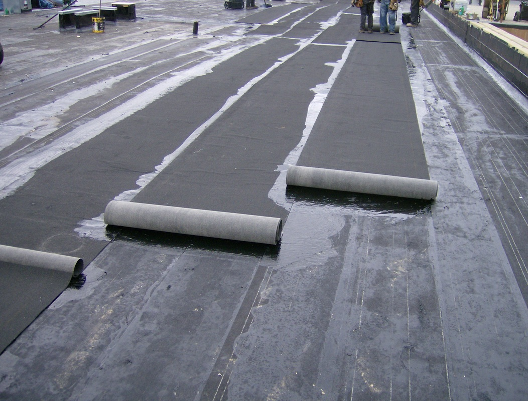 Awesome Modified Bitumen Commercial Roofing